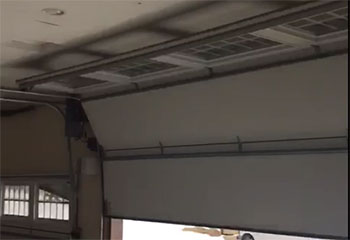 Garage Door Off Track Project | Garage Door Repair Sugar Land, TX